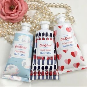 Other - 3 Cath Kidston London Hand Cream